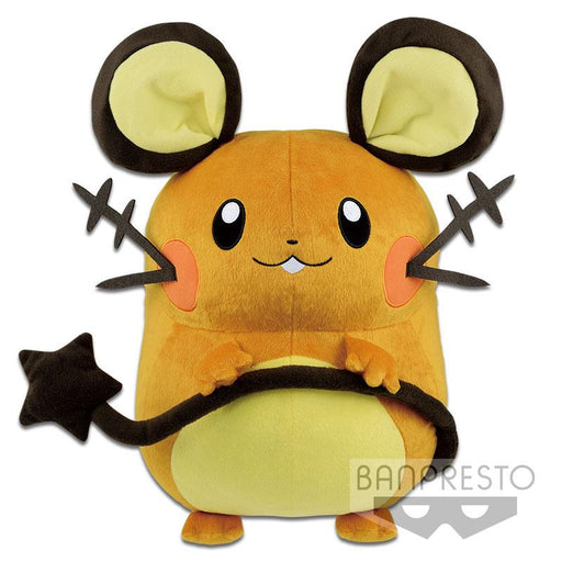 "Pokemon - Dedenne 12""- Character Huge Plush Toy"