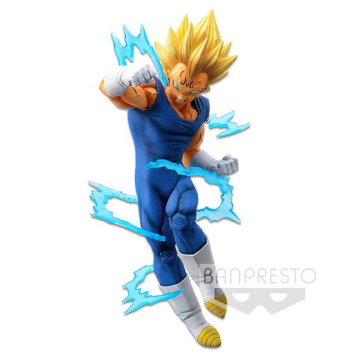 Dragon Ball Z Dokkan Battle Collab Vegeta Character Prize Figure Banpresto