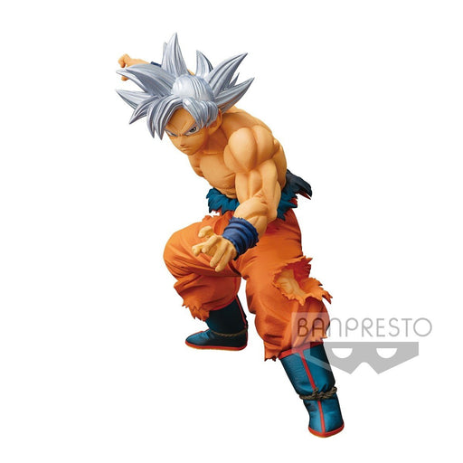 Dragon Ball Super Son Goku Ultra Instinct Maximatic Character Prize Figure