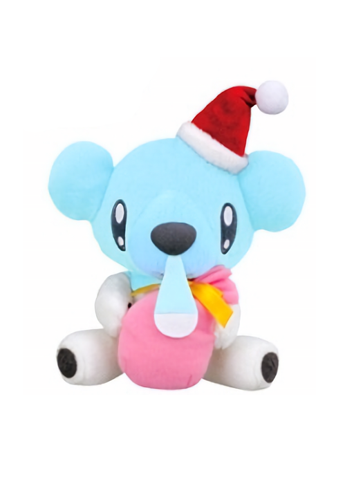 "Pokemon - Cubchoo Christmas 6"" - Plush Doll Toy"