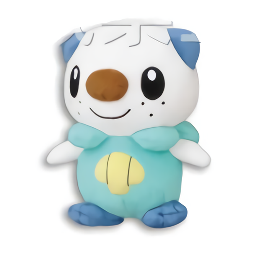 "Pokémon the Movie Oshawott 6"" - Plush Doll Toy UFO"