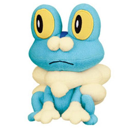 "Pokemon XY Starters 6"" Froakie Plush Doll Toy"
