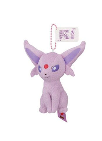 "Pokemon I Love Eevee 5"" Espeon - Ball-Chain Plush"