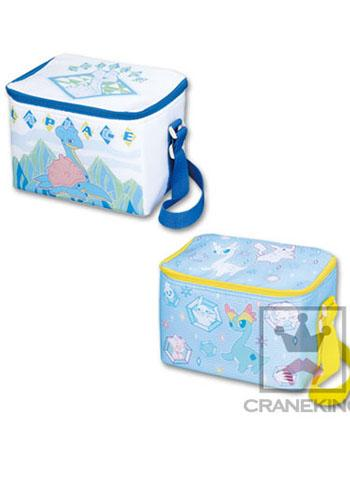 Pokemon Ice Beam Character Lunch Bag Cooler