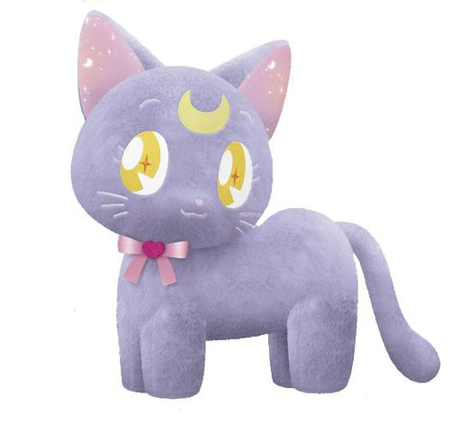"Sailor Moon - Luna 12"" - Character Mega Size Plush Toy"