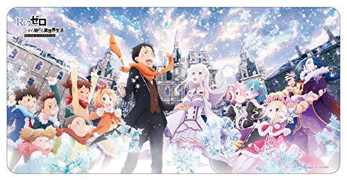 Re: Zero Memory Snow/ Key Visual Ver. - Character Rubber Play Mat