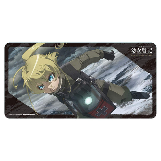 Saga of Tanya the Evil - Character Rubber Play Mat