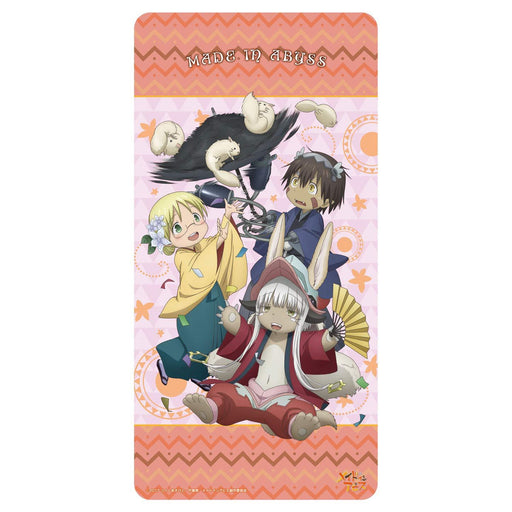 Made in Abyss Regu, Riko and Nanachi - Character Rubber Play Mat