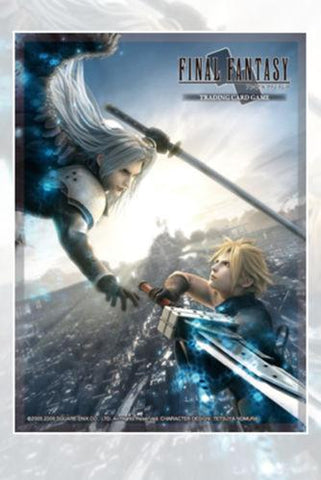 Final Fantasy - Cloud vs Sephiroth - Character Sleeves