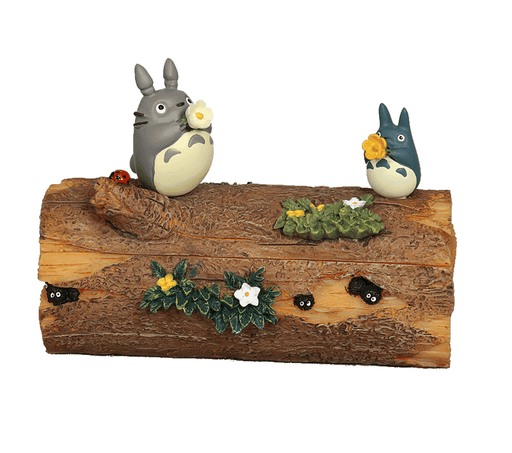 My Neighbor Totoro - Flower Trumpet - Benelic Accessory Storage Box