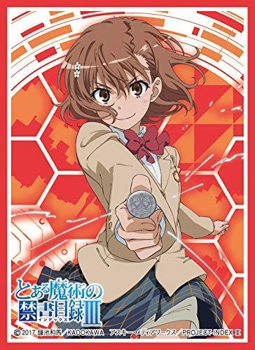 A Certain Magical Index - Mikoto Misaka - Character Mat Sleeves No.MT673