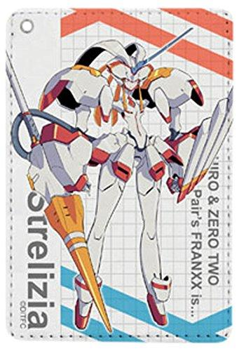 Darling in the FranXX Strelizia - COSPA Full Color Retractable Pass Case