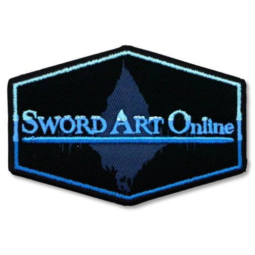 Sword Art Online SAO - Cospa Removable Velcro Patch Wappen