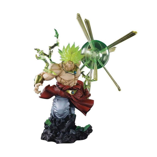 Dragon Ball Z Super Saiyan Broly The Burning Battles Figuarts ZERO Character Figure