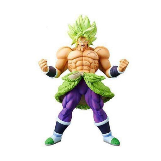 Dragon Ball Super Movie SS Broly Full Power Cyokoku Buyuden Prize Figure