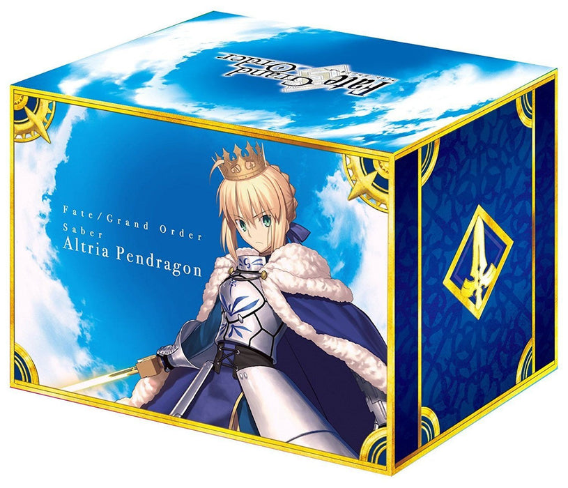 Fate/Grand Order - Saber Artoria Pendragon - Deck Box w/ Divider FGO