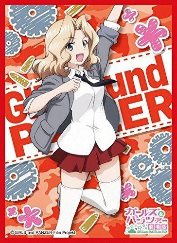 Character Sleeves - Girls und Panzer der Film - Kei