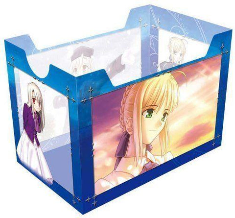 Fate/Stay Night Double Deck Box with Divider