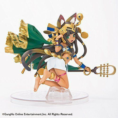 Bastet Feline Deity of Harmony Statue Figure - Puzzle & Dragons Vol.1