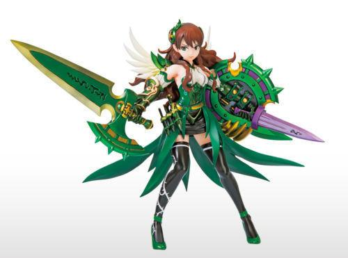 Graceful Valkyrie Thorn Guardian Prize Figure - Puzzle & Dragons Vol.7