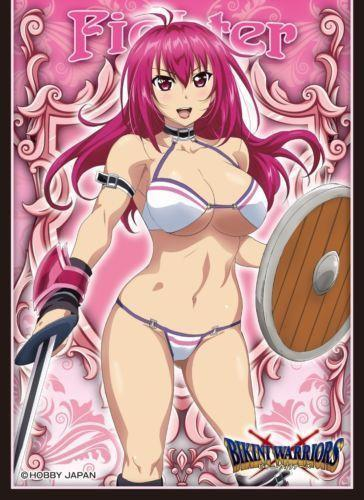 Character Sleeves - Bikini Warriors - Fighter