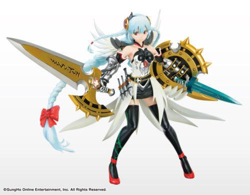 Graceful Valkyrie Warrior Rose Statue Figure - Puzzle & Dragons Vol.4