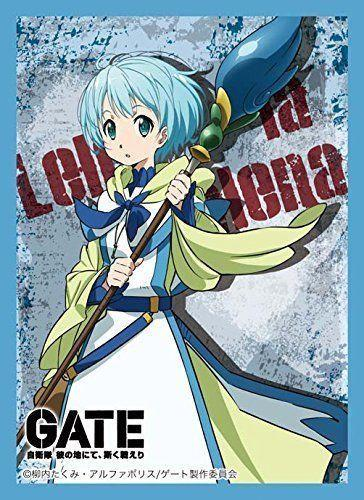 Gate: Thus the JSDF Fought There! - Lelei La Rellena Character Sleeves