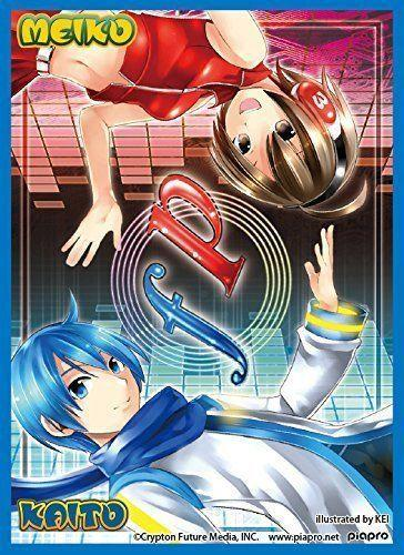 Character Sleeves - Vocaloid - Meiko & Kaito
