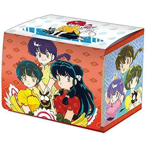 Akane, Ranma, & Ukyo Super Double Deck Box - Ranma 1/2
