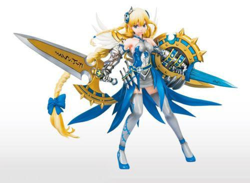 Graceful Valkyrie Azure Maiden Prize Figure - Puzzle & Dragons Vol.9