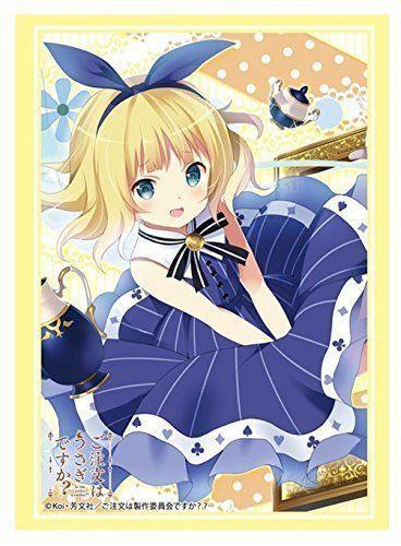 Syaro Sleeves Vol.963 - Is the Order a Rabbit? Gochiusa