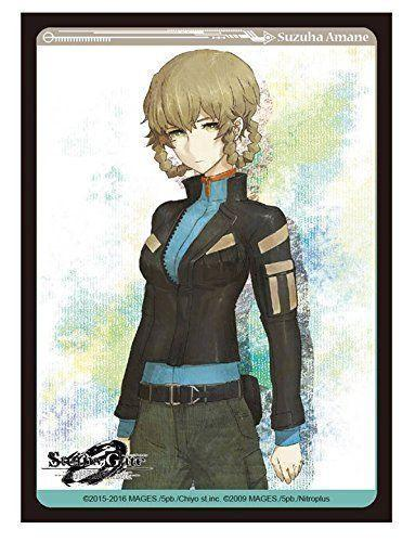 Suzuha Amane Character Sleeves Steins Gate Vol.1042
