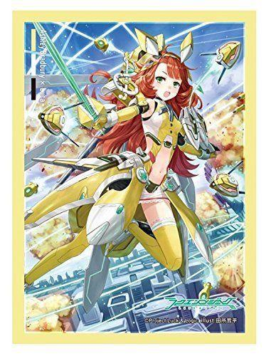 Character Sleeves - Luck & Logic- Ashley Tri-Concentrate