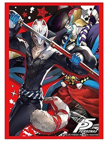 Persona 5 - Fox & Goemon - Sleeves HG Vol.1204