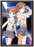 A Certain Scientific Railgun S - Misaka Mikoto & Shirai Kuroko - Sleeves HG Vol.631