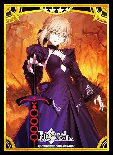 Fate/Grand Order - Saber Alter Artoria Pendragon - Character Sleeves 80CT
