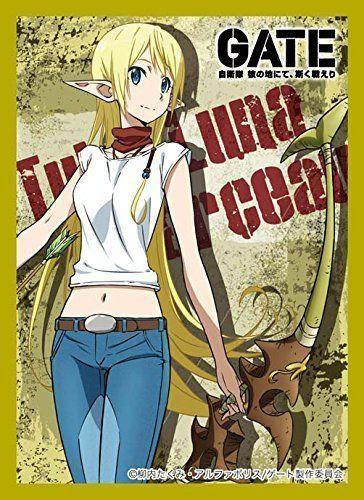 Gate: Thus the JSDF Fought There! - Tuka Luna Marceau Character Sleeves