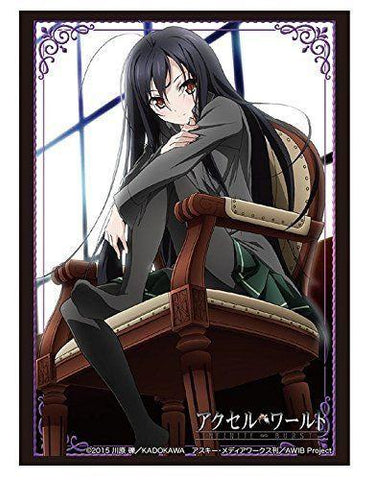 Character Sleeves -  Accel World - Kuroyukihime, School Uniform