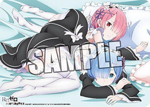 Re:Zero Starting Life in Another World - Rem & Ram - Play Mat