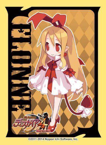 Flonne Character Sleeves Disgaea: Hour of Darkness