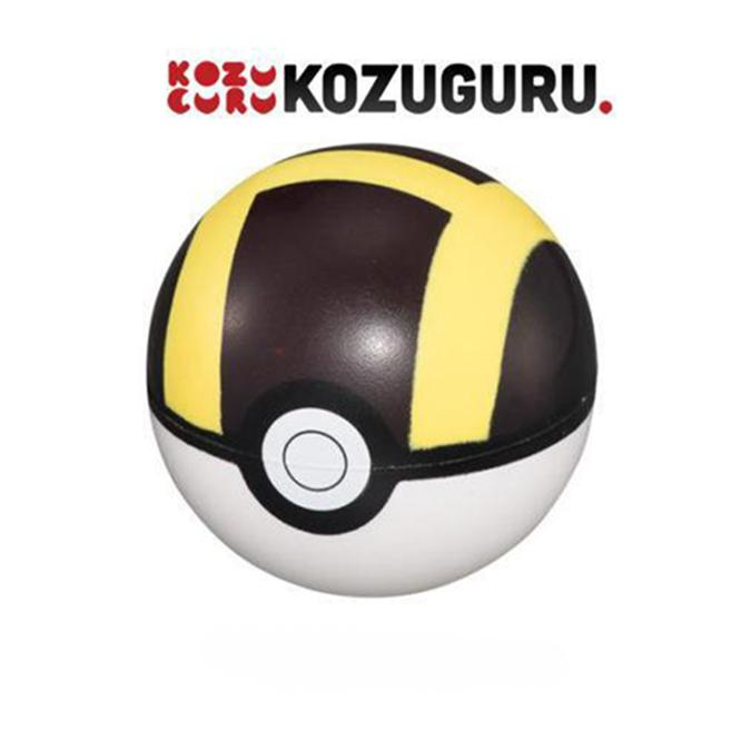 Pokemon Sun & Moon - Ultra Ball - Soft Squishy Poke Ball Toy