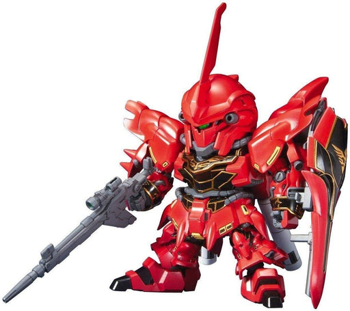 Gundam UC - BB#365 Sinanju SD - Bandai Model Kit