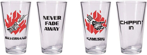 Cyberpunk 2077 - Silverhand - Dark Horse Comics Pint Glass Set