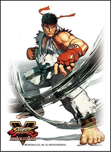 Street Fighter V - Ryu - Character Sleeves 80CT