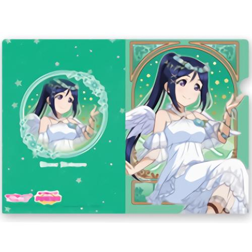 Love Live! Sunshine!! Tix. Redemption Character A5 Clear File