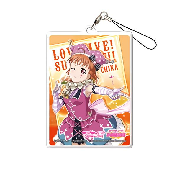 Love Live! Sunshine!! Tix. Redemption Character Screen Cleaner Strap