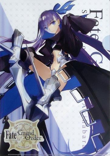 Fate Grand Order Collab Cafe Epic of Remnant Alter Ego Meltryllis A4 Clear File Type B FGO