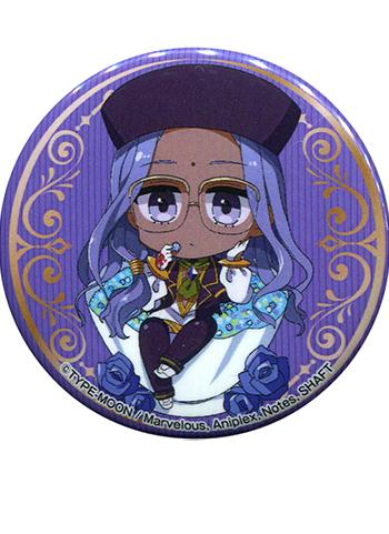Fate/EXTRA Rani = VIII Collab Exclusive Can Badge