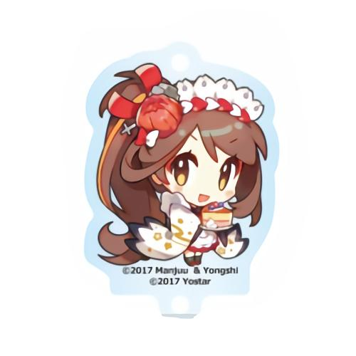 Azur Lane Cafe Zuikaku Character Acrylic Key Holder Mascot