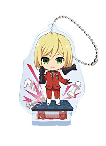 Fate/EXTRA Last Encore Leonardo B. Harwey Collab Exclusive Acrylic Stand Key Chain Action Ver.